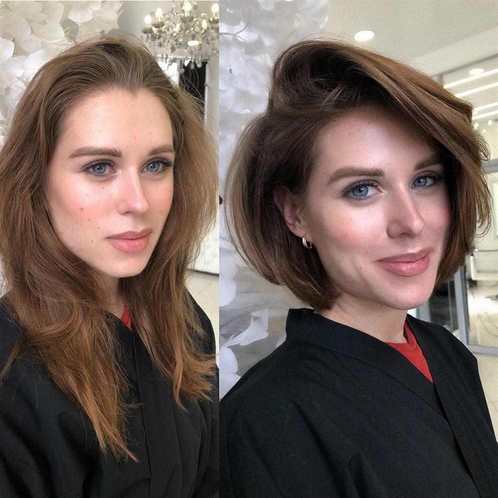 cortes de cabelo curto da moda 2021