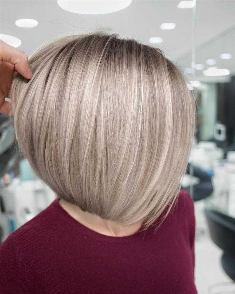 corte de cabelo para dar volume
