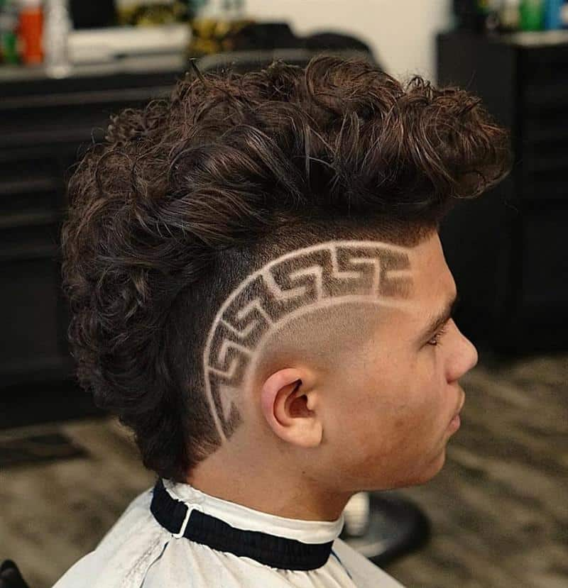 corte de cabelo masculino para cabelo cacheado