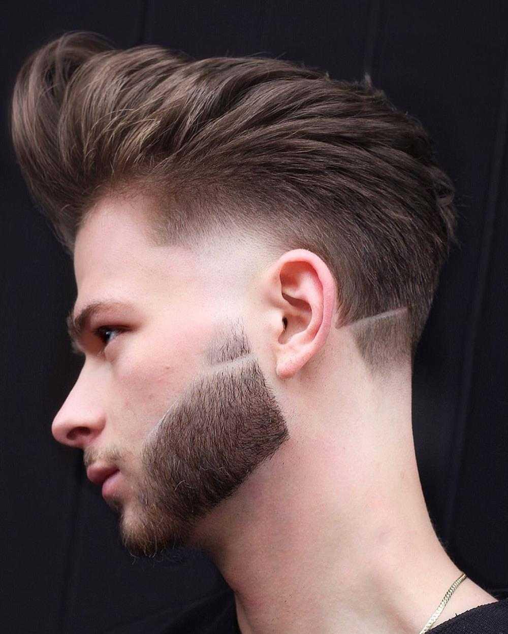 estilo de listra no cabelo