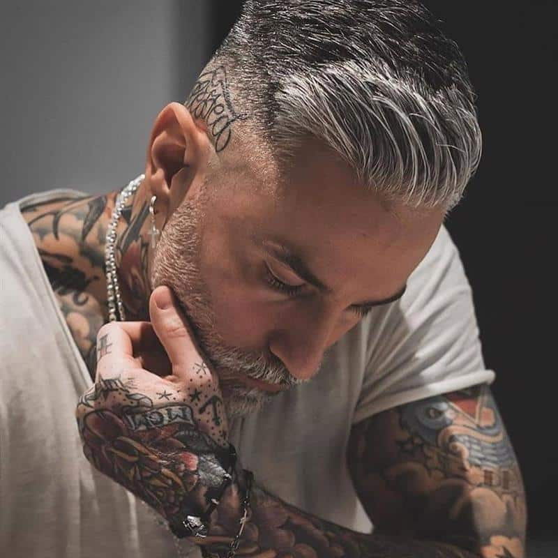 corte de cabelo masculino moderno