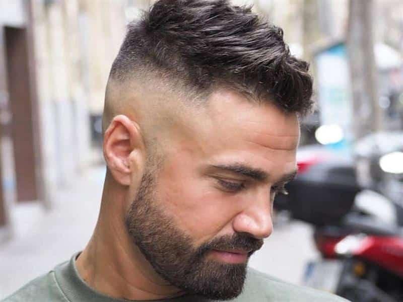 corte de cabelo masculino degrade