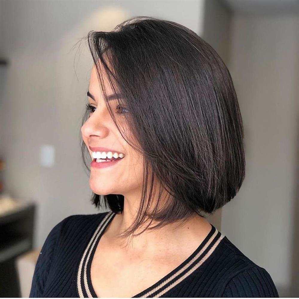 corte de cabelo para diminuir o volume