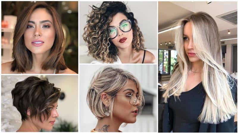 fotos de cortes de cabelo feminino 2021