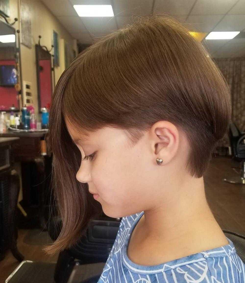 cabelo curto atras com ponta na frente