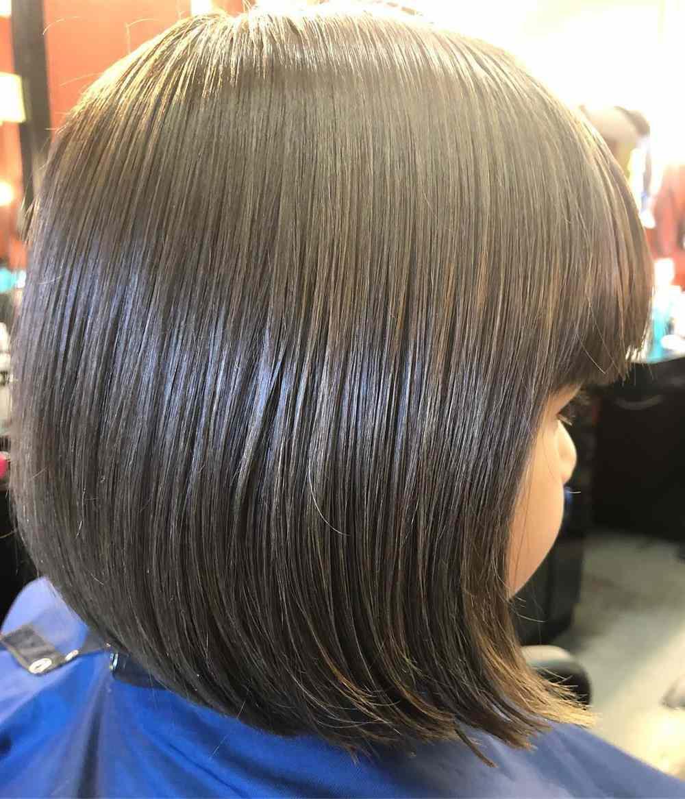 corte de cabelo curto para criança