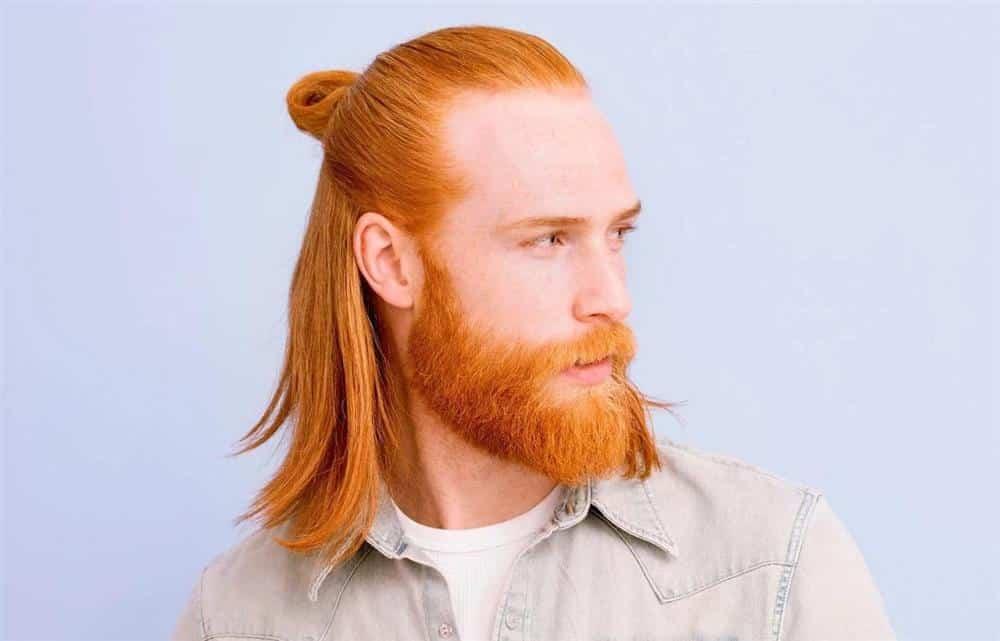 coque samurai com barba