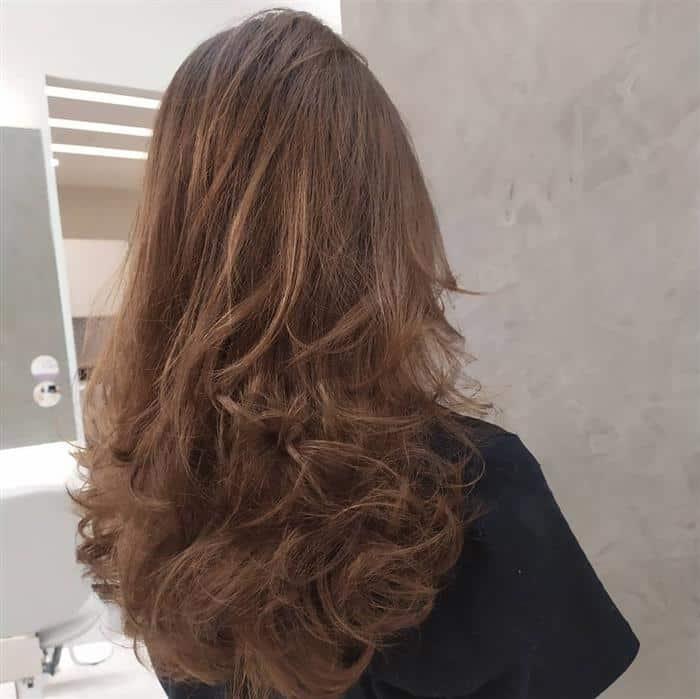 Foto de Cortes de cabelos longos 2021