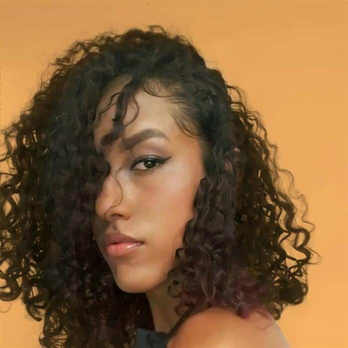corte de cabelo curto cacheado feminino