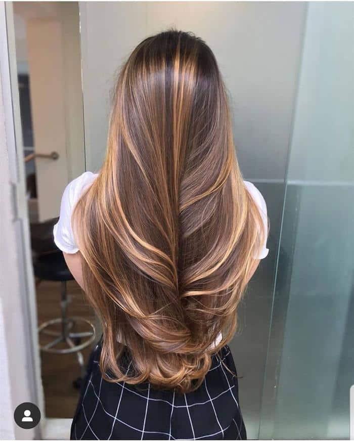 cabelos longos delicados