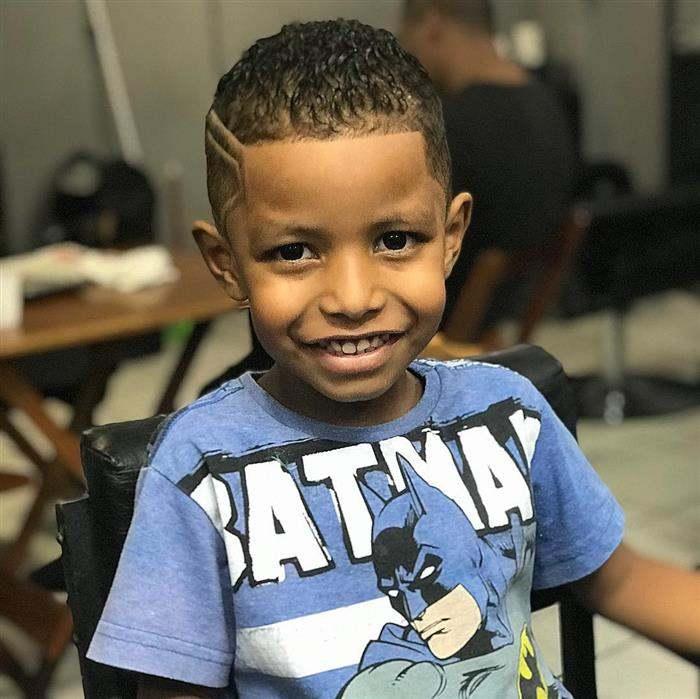cortes de cabelo masculino infantil crespo