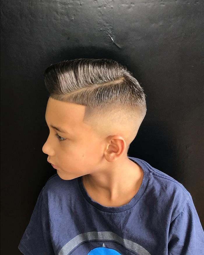 cortes de cabelo masculino infantil curto