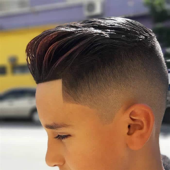 cortes de cabelo masculino infantil degrade