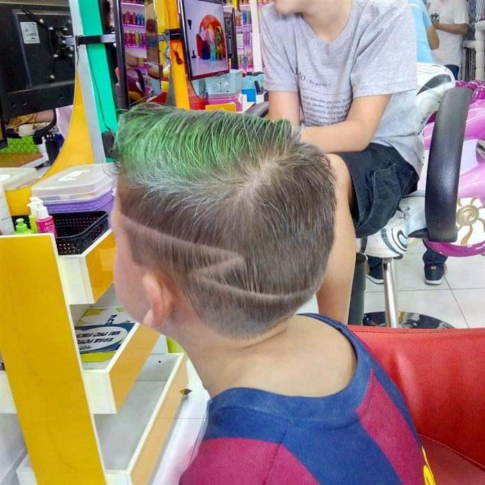 cortes de cabelo masculino infantil liso