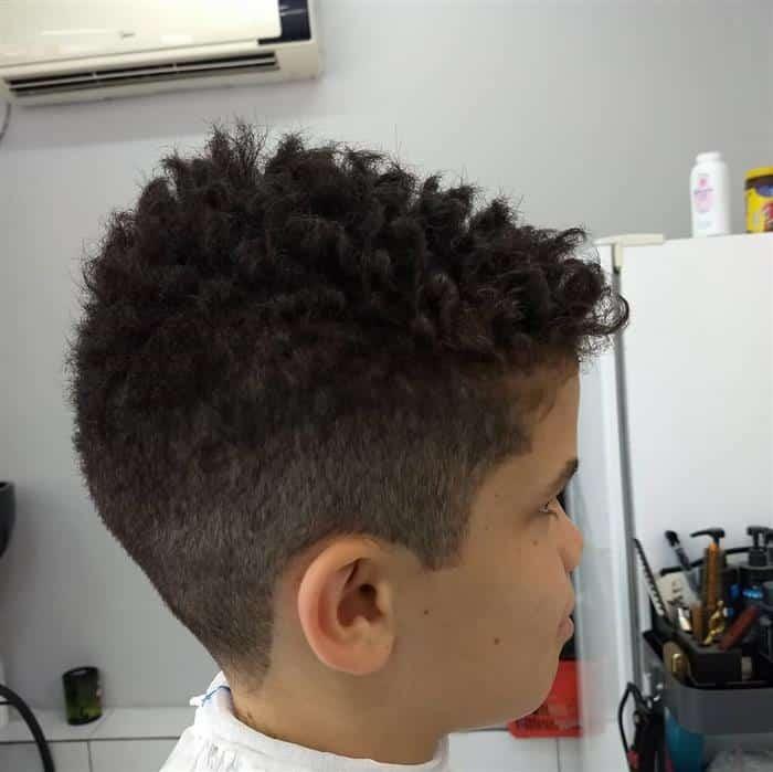 cortes para cabelo masculino infantil