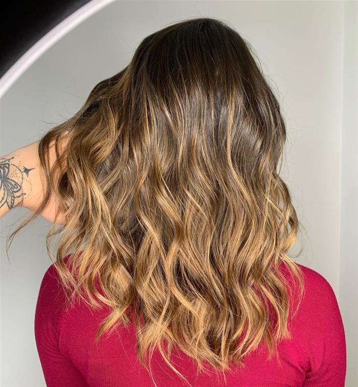 corte cabelo longo de bico
