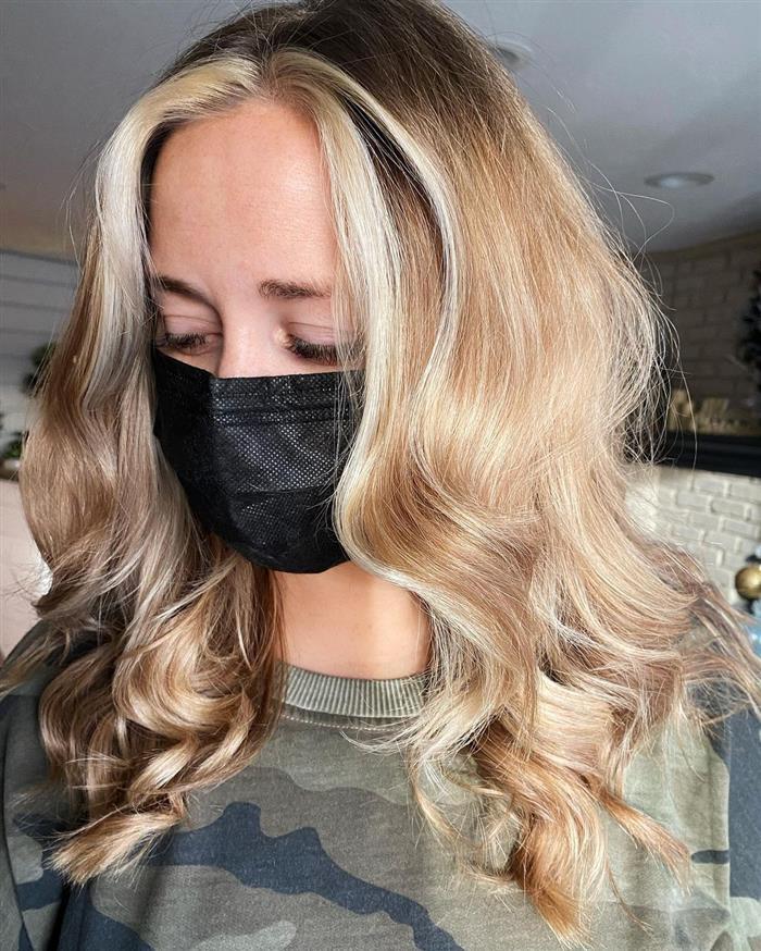 corte cabelo medio 2021