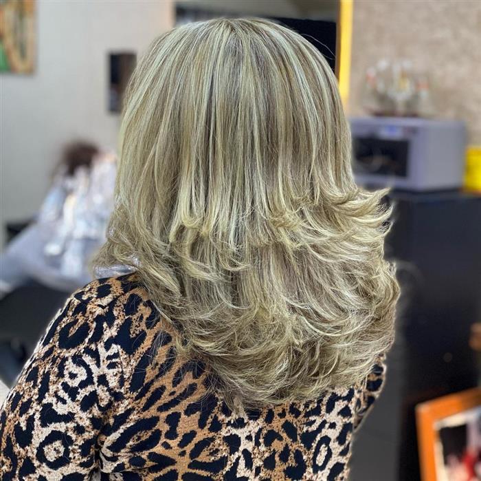 corte cabelo medio camadas