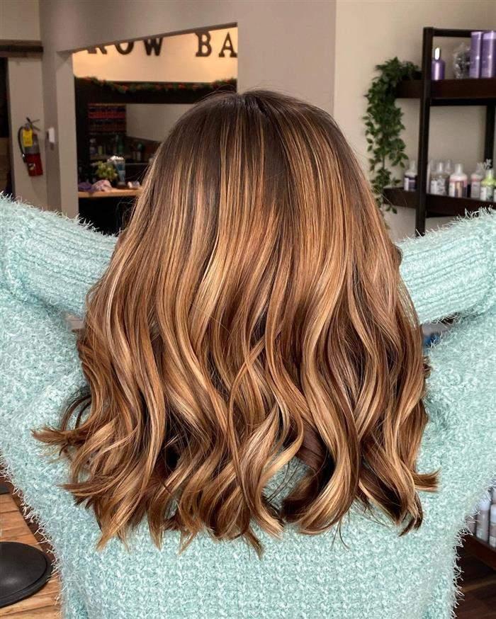 corte cabelo medio feminino