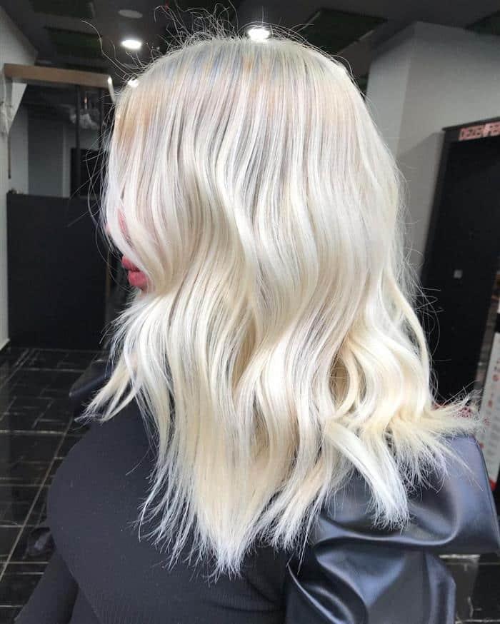 corte cabelo medio fino e pouco