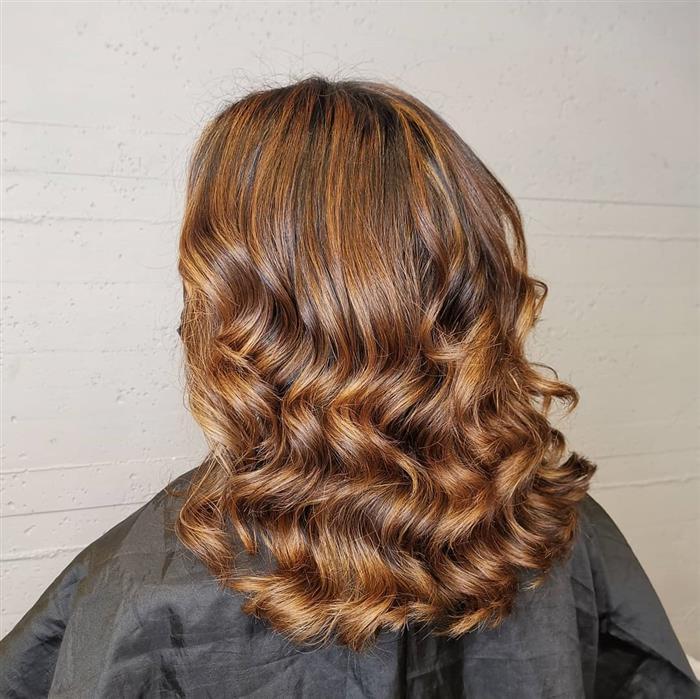 corte cabelo medio fino
