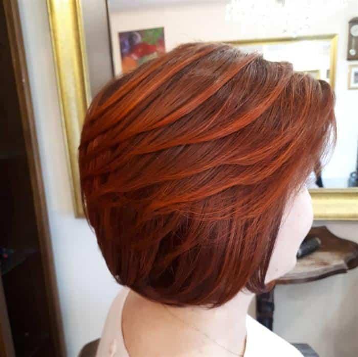cor de cabelo apos 40 anos
