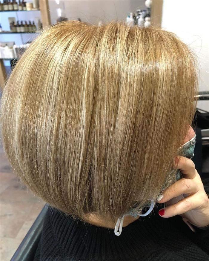 cores de cabelo com luzes