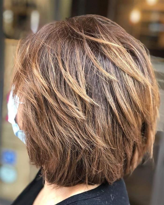 cores de cabelo da moda