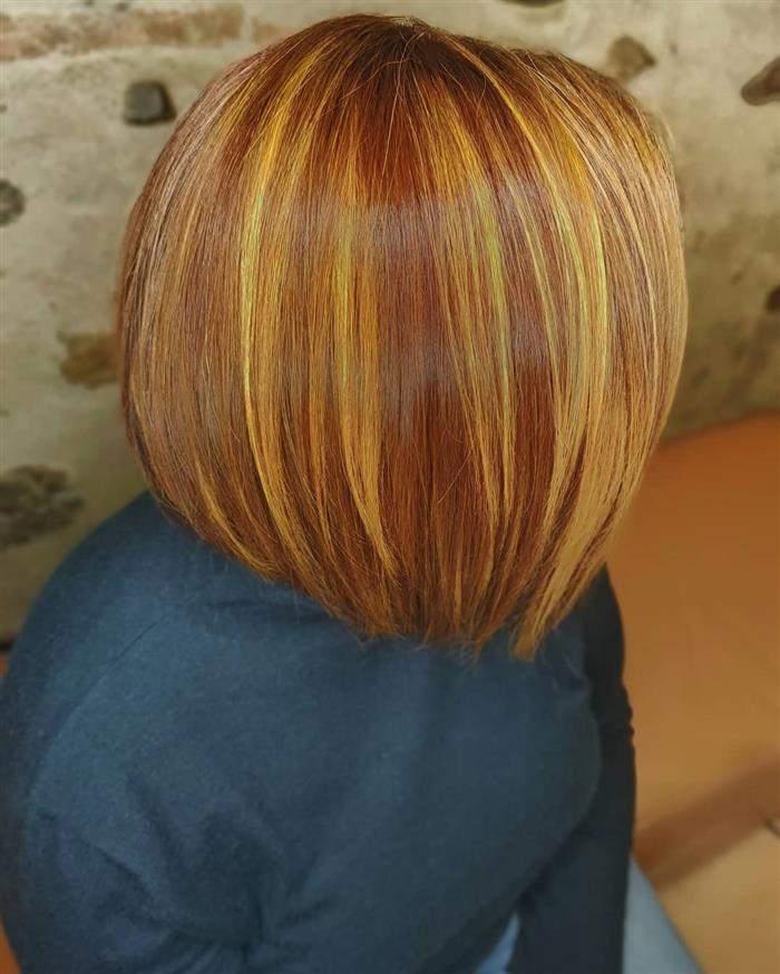 cores de cabelo do verão