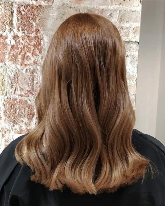 cores de cabelo em morenas