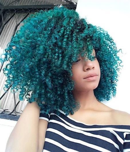 cores de cabelo para a pele morena