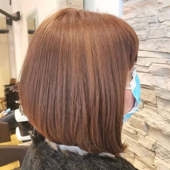 cores de cabelo para pele clara