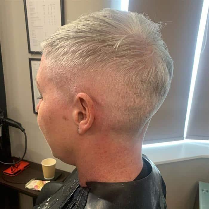 corte de cabelo militar russo