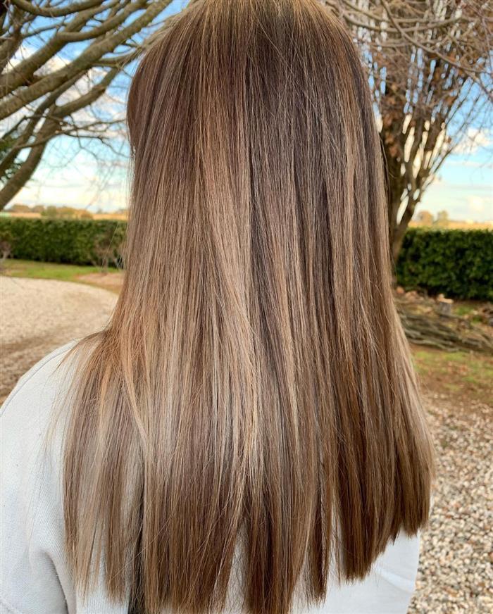 cabelo loiro escuro como clarear