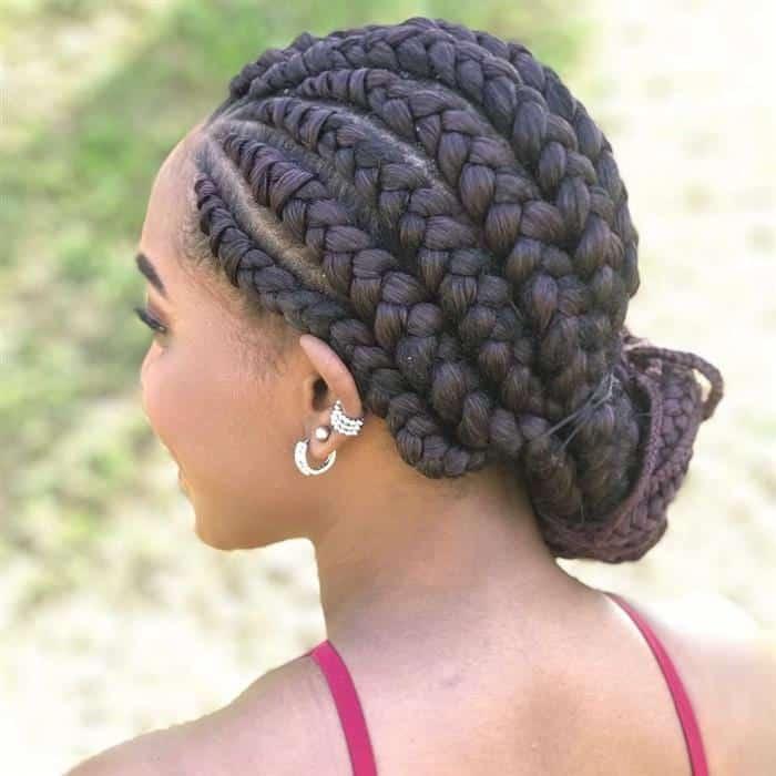 box braids grosso
